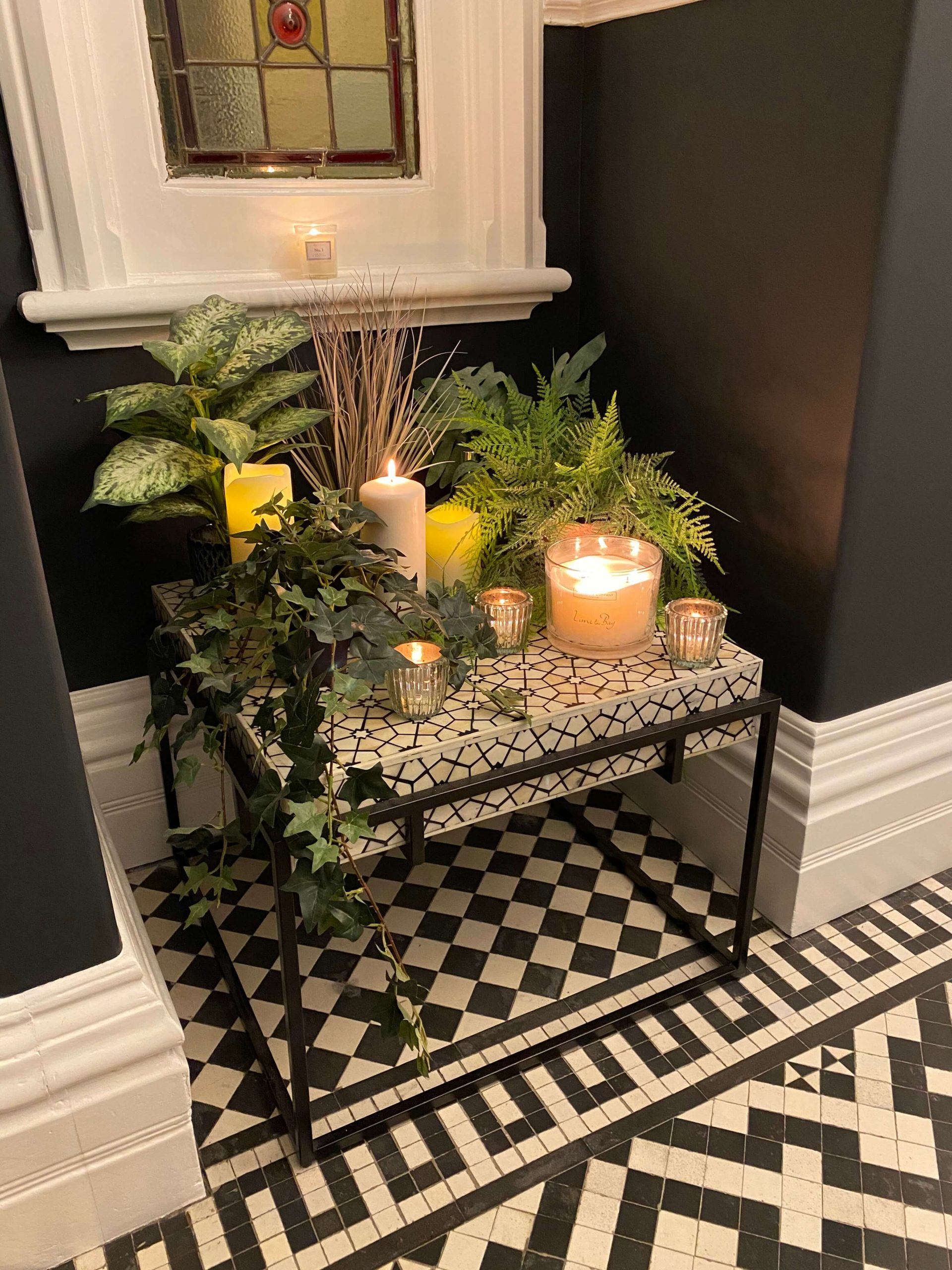 1. Accessorising Alcove AFTER