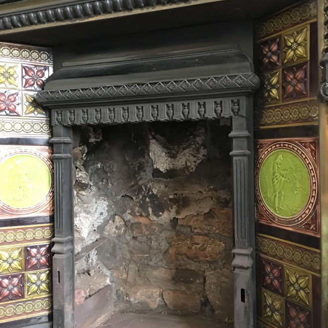 23. Music Room Fireplace 2